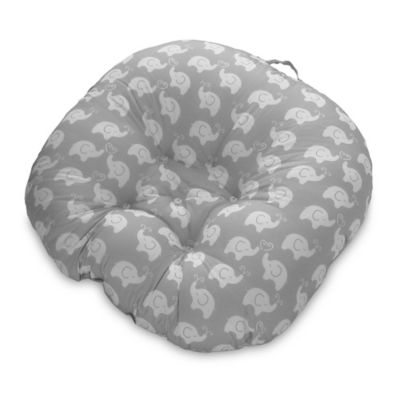 Grey Newborn Lounger