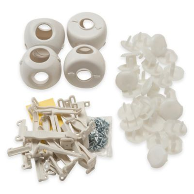 Safety 1st® 46-Piece Safety Essential Set in Cream