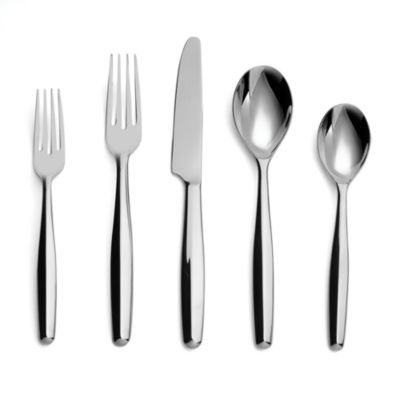 Nambe Aidan Flatware 5-Piece Place Setting
