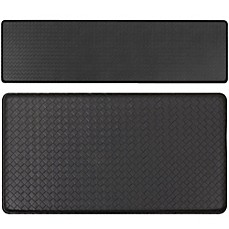 Gelpro 174 Basketweave Cushion Mat In Black Bed Bath Amp Beyond