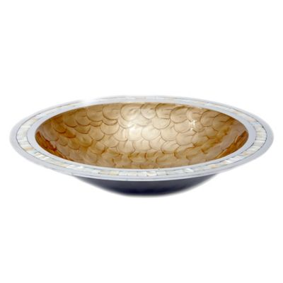 Julia Knight® Classic 15-Inch Bowl in Toffee