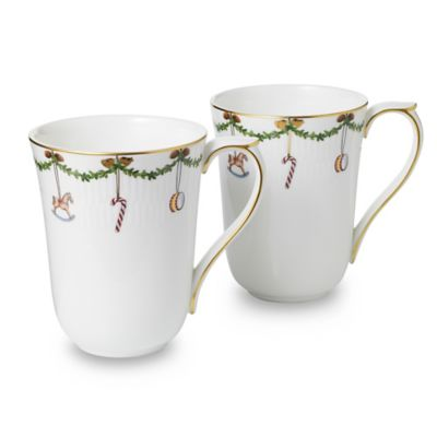 Royal Copenhagen Christmas Collection
