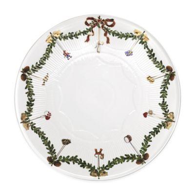 Royal Copenhagen Cake Plate