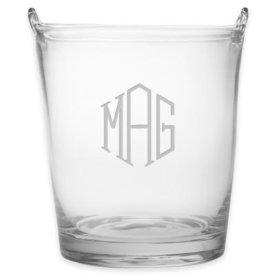 Susquehanna Glass Ice Bucket