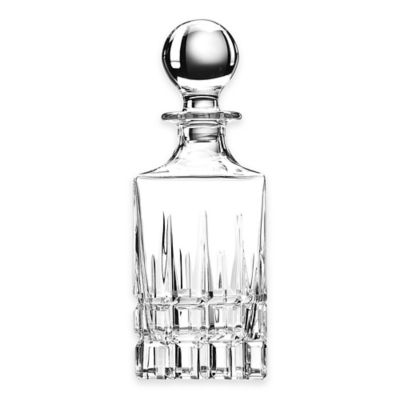 Lorren Home Trends Carrara Square Decanter from the DaVinci Line