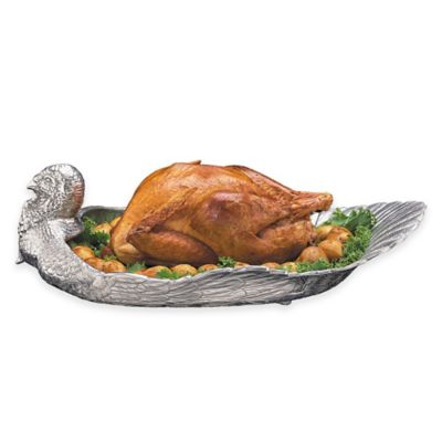 Arthur Court Designs Large Turkey Tray