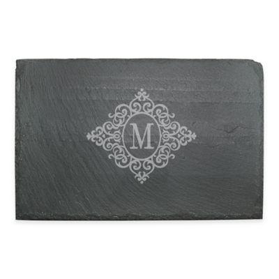 Metal Stone Cheese Board