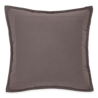 Flatiron® Metro Linen Square Throw Pillow