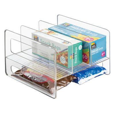 InterDesign® Cabinet Binz™ 12-Inch Flip Rack
