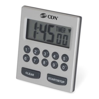 CDN Direct Entry 2-Alarm Timer