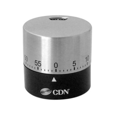 CDN Round Mechanical Timer