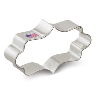 Ann Clark Long Fancy Plaque Cookie Cutter