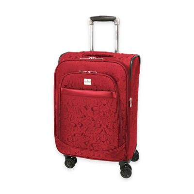 Ricardo Beverly Hills® Imperial 20-Inch 8-Wheel Expandable Carry On Spinner in Rosewood