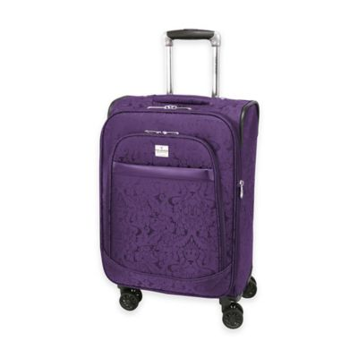 Ricardo Beverly Hills® Imperial 20-Inch 8-Wheel Expandable Carry On Spinner in Royal Purple