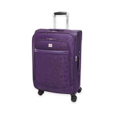 Ricardo Beverly Hills® Imperial 24-Inch 8-Wheel Expandable Spinner in Royal Purple