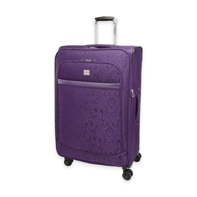 Ricardo Beverly Hills® Imperial 28-Inch 8-Wheel Expandable Spinner in Royal Purple