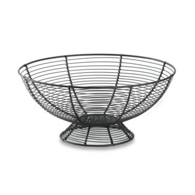 New American Round Fruit Bowl