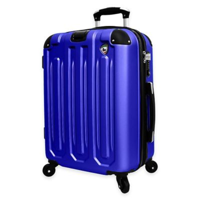 Mia Toro ITALY Regale 29-Inch Composite Hardside Spinner in Blue