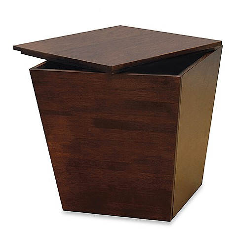 Tapered Storage Accent Table/Storage Cube