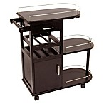 Espresso Wine/Entertainment Cart