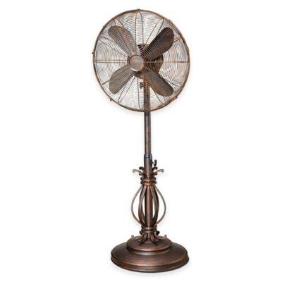 Deco Breeze® Prestigious 18-Inch Standing Floor Fan