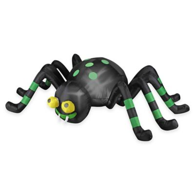 Outdoor Inflatable Animated Spider