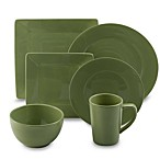 Misto Green Dinnerware