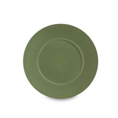 Tabletops Unlimited® Misto 8 1/2-Inch Round Salad Plate in Green