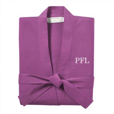 Under the Canopy® Organic Cotton Kimono Robe in Pink