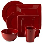 Misto Red Dinnerware