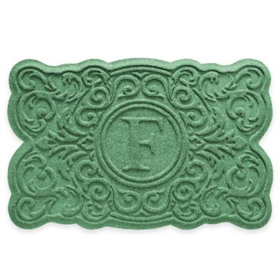 Weather Guard™ Gallifrey 23-Inch x 36-Inch Door Mat in Light Green