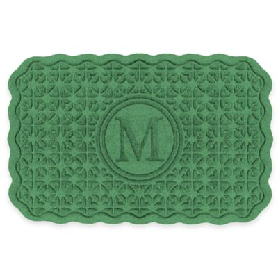 Weather Guard™ Santiago 23-Inch x 36-Inch Door Mat in Light Green