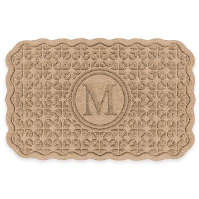 Weather Guard™ Santiago 23-Inch x 36-Inch Door Mat in Camel