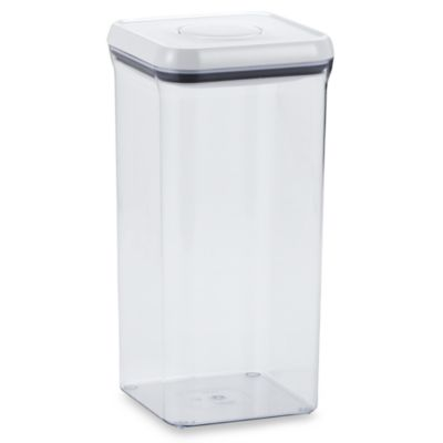 OXO Good Grips® 5.5-Quart Square Food Storage Pop Container