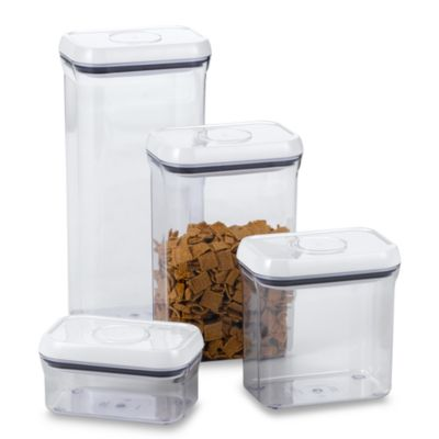 Oxo Good Grips® 1.5-Quart Rectangular Food Storage Pop Container