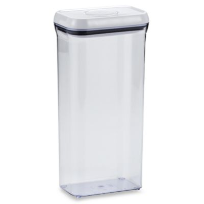 Oxo Good Grips® 3.4-Quart Rectangular Food Storage Pop Container
