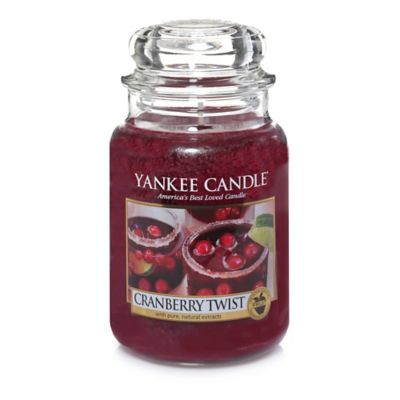 Ginger Yankee Candle