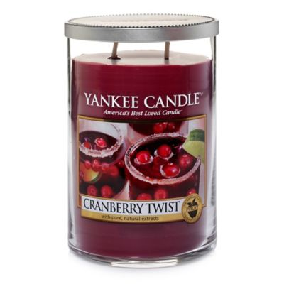 Yankee Candle® Cranberry Twist Large 2-Wick Tumbler Candle