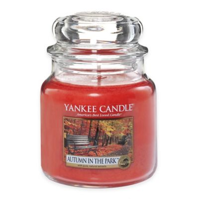 Park™ Medium Jar Candle