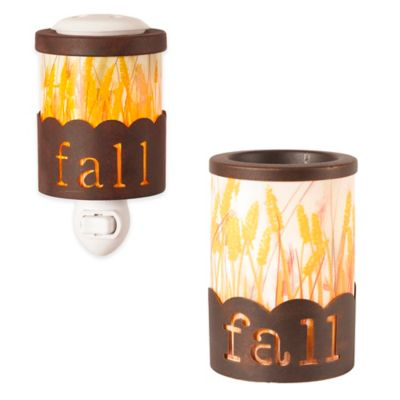 Fall Crop Ceramic Wax Warmer
