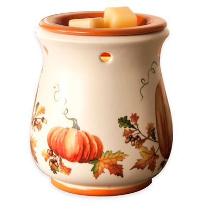 Harvest Garden Ceramic Wax Warmer