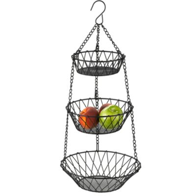 New American 3-Tier Hanging Basket