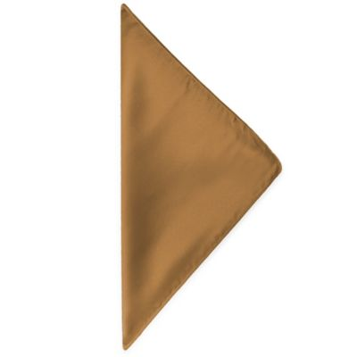 Duchess Napkins in Antique Gold (Set of 4)
