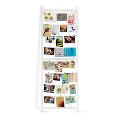 Umbra® 14-Photo Standit Photo Display in White