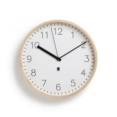 Natural Wall Clocks