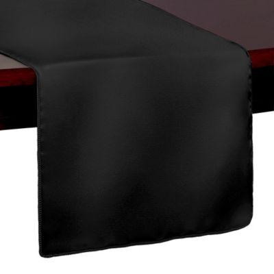 Duchess 54-Inch Table Runner in Black