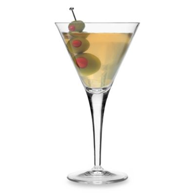Luigi Bormioli Michelangelo Masterpiece 9 oz. Martini Glasses (Set of 4)