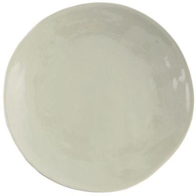 Artisanal Kitchen Supply™ Curve Round Serving Platter in Celadon
