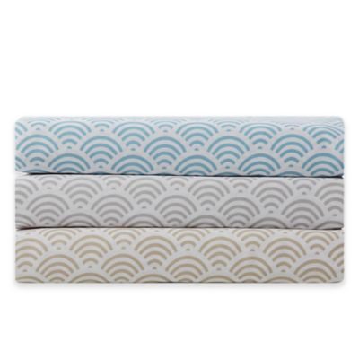 Blue Wave Sheet Set