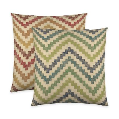 Colorfly™ Izzy Throw Pillow in Jewel (Set of 2)